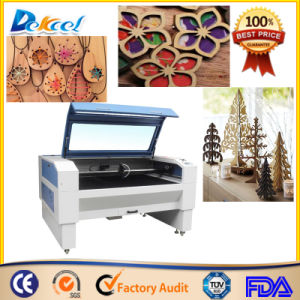 Jinan Factory CO2 Laser Cutting Machine CNC Wood Carfts Cutter pictures & photos