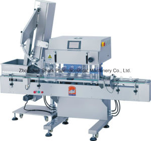 Automatic High-Speed Pharmaceutical Machinery Bottle Cap Screwing Machine