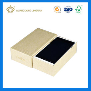 Hot Selling Mobile Phone Paper Box with Customized Logo pictures & photos