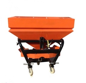 Hot Sale Single Disc Fertilizer Spreader with Low Price pictures & photos