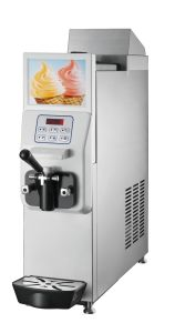 Soft Serve Ice Cream and Frozen Yogurt Machine (6212) pictures & photos