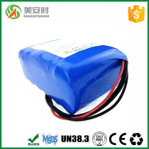 12V 18650 Battery Pack for Electric Scooter pictures & photos