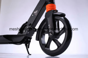 Big PU Wheels Aluminium Adult/Child Scooter Manufacturer in China pictures & photos