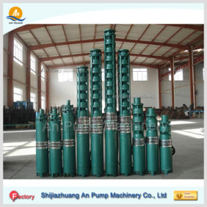 Multistage High Pressure Pump Deep Well Submersible Pump pictures & photos