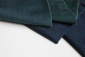 Specifical Color Cotton Polyester Spandex Denim pictures & photos