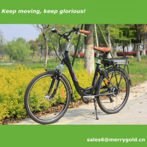 Hot Selling Ce Approved Electric City Bike for European Market pictures & photos