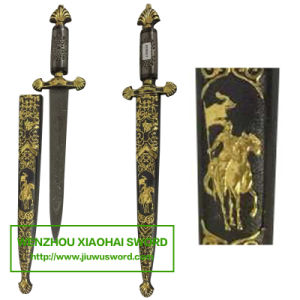 European Knight Dagger Sword Medieval Swords 95n9017 pictures & photos