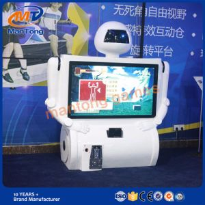 Interactive Motion Standing Virtual Reality Games Kungku Robot pictures & photos