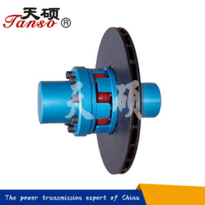 Mlp Flexible Jaw Type Coupling Appling to Occasion with The Disc Brake Package pictures & photos