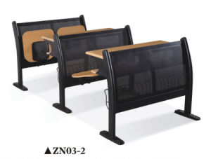 Quality Step Desk and Chair Set in University pictures & photos