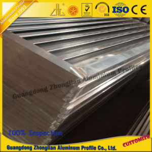 Aluminium Profile for Light Box with Welding Deep Processing pictures & photos