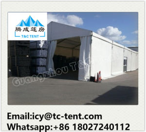 Aluminum Ridge Shape Temporary Warehouse Tent for Military, Work Shop, Aircraft Hangar pictures & photos
