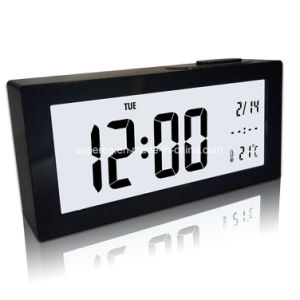 LED Large Number Minimalistic Alarm Clock pictures & photos