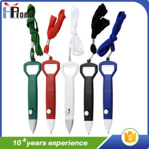 Promotional Wooden Twist Pen with Key Chain pictures & photos