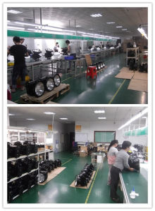 AC90-305V 400W LED High Bay with 25/45/60/90 Degree Lens pictures & photos