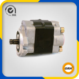 Rotary Hydraulic Gear Oil Pumps for Wheel Excavator (CBQ-F580) pictures & photos