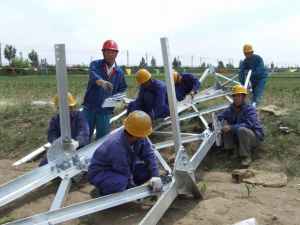 Angle Steel Tower Engineering Project pictures & photos