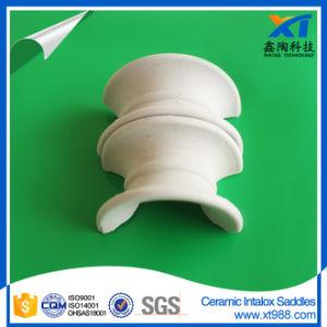 Stock! Ceramic Intalox Saddles for Rto Random Tower Packing pictures & photos