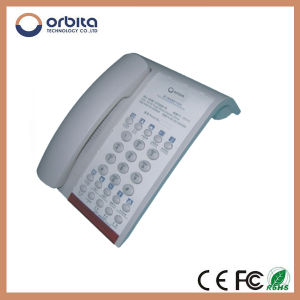 Wholesale Desktop Hotel Phone with High Quality pictures & photos
