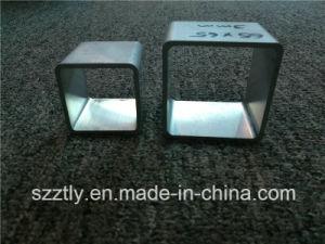 Customized Aluminum/Aluminium Extrusion High Quality Tubing Profile pictures & photos