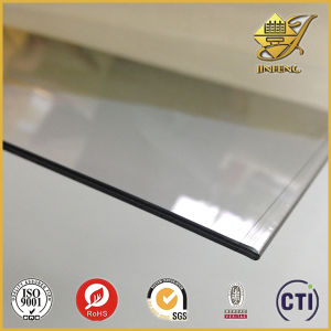Yangzhou Grey Rigid PVC Sheet pictures & photos