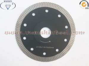 Thin Turbo Saw Blade for Ceramic Diamond Saw Blade for Porcelain Stoneware pictures & photos