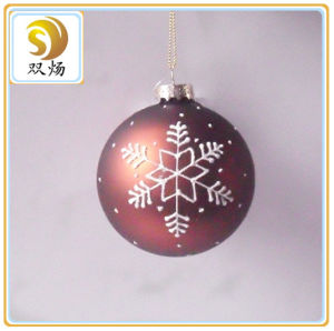 Wholesale Colorful Glass Ball for Christmas Gift pictures & photos