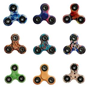Anxiety Autism Stress Reducer Fidget Hand Five Quinary Spinner EDC Toy pictures & photos