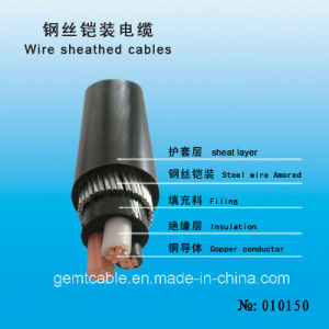 Durable & Security Non-Armoured XLPE Power Cable pictures & photos