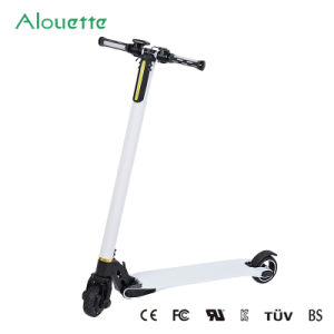 Lightest! Only 6.3kg! Hot Sale! 2016 New Coming! The Lightest Electric Scooter Carbon Fiber Foldable Smart Balance Scooter Hoverboard for Christmas Gift!Ce/RoHS pictures & photos
