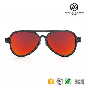 Top Sale Cheap Price Hot Fashionable Carbon Fiber Sun Glasses Adult Size Folding Sunglasses pictures & photos