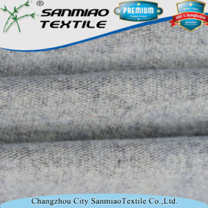 Indigo Sanding French Terry Fabric for Dresses