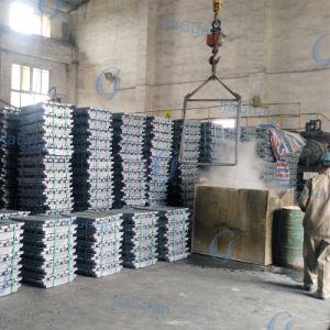 High Quality Pure Lead Ingot, Pb Ingot 99.994% pictures & photos