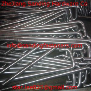 Carbon Steel Zinc Plated Anchor Bolts pictures & photos