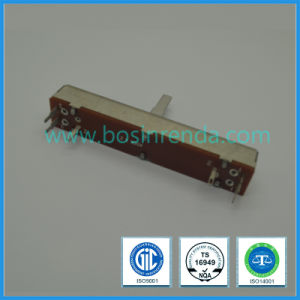 100mm Straight Slide Type Potentiometer for Mixer Amplifier pictures & photos