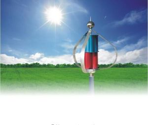 400W Vertical Axis Wind Turbine (SHJ-NEV400Q4) pictures & photos