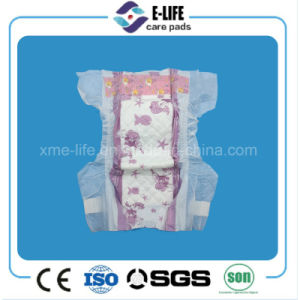 Hot Sell Sleepy Baby Diaper Pamper with High Absorption pictures & photos