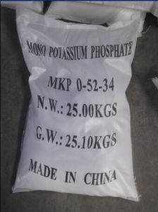 Monopotassium Phosphate Industrial Gade /Potassium Dihydrogenphosphate/MKP pictures & photos