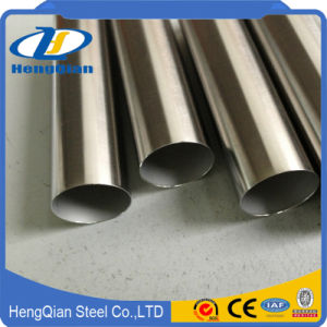 201 304 316 310 Stainless Steel Seamless Tube with Bright Annealed pictures & photos