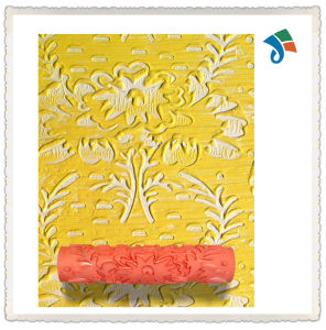 Wholesale Good Quality Embossed Soft Paint Roller pictures & photos