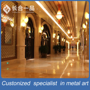 Customized Green Bronze Stainless Front Steel Door for Commercial Building pictures & photos