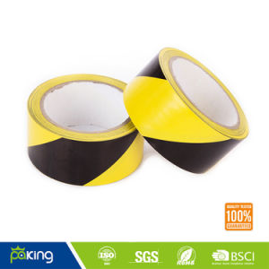 PVC Material Colorful Printed Waring Tape pictures & photos
