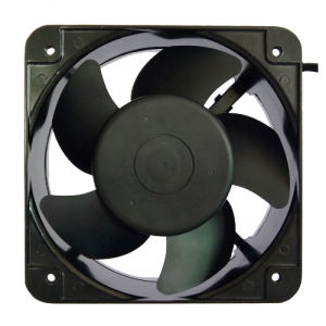 High Power AC Electric Exhaust Fan 150X150X50mm 110/220V pictures & photos
