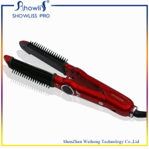 New Arrival Products OEM Cheap Wavy Hair Straightener pictures & photos