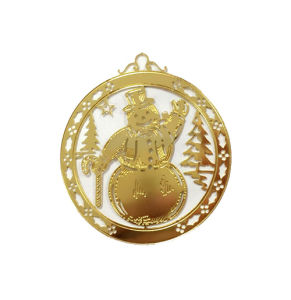 Christmas Metal Ornament/X-Mas Decoration pictures & photos