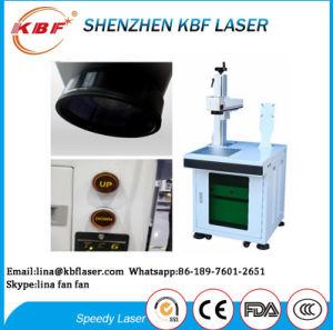 Online Fiber Laser Marker Machine for PVC & PPR Pipe pictures & photos