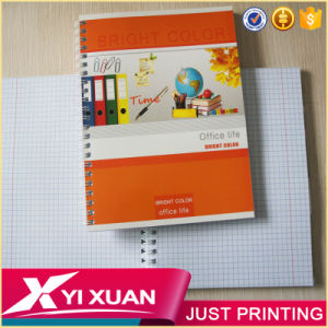 Unbelievable Novelty Notepads Custom A4 A5 Non Perforated Spiral Notebook pictures & photos