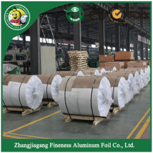 Aluminium Foil Jumbo Roll for Household and Food and Hairdressing pictures & photos