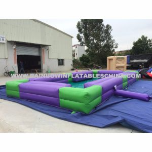 Giant Inflatable Billiards/Inflatable Snooker Ball Game pictures & photos