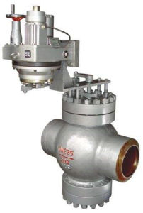 High Pressure Rotation Type Control Valve (T40H) pictures & photos
